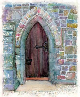 Prince Door Poster