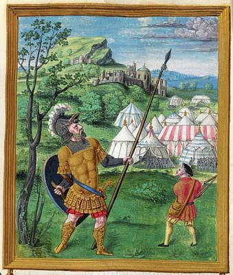 Psalter Of Henry Viii Poster
