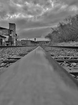 Rail Line Poster