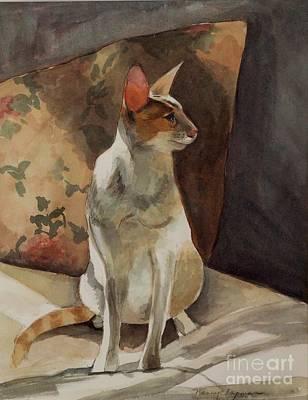 Raja Poster by Nancy Kane Chapman