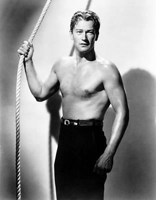 Reap The Wild Wind, John Wayne, 1942 Poster