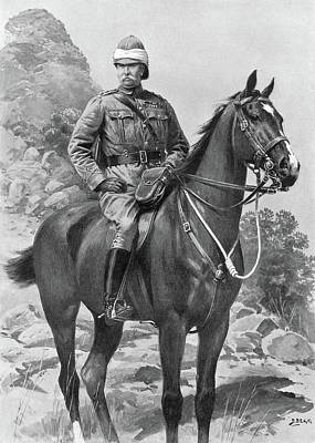 Redvers Buller (1839-1908) Poster by Granger