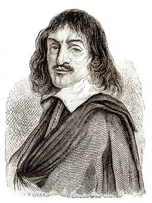 Rene Descartes Poster by Science Photo Library