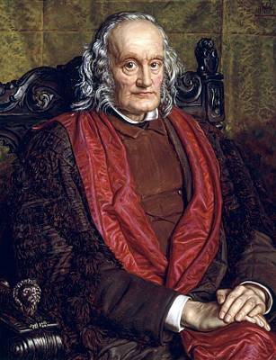 Richard Owen, British Palaeontologist Poster by Science Photo Library