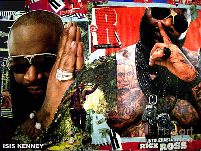 Rick Ross The Untouchable Poster
