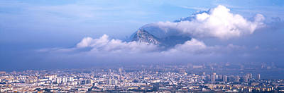 Rock Of Gibraltar, Andalucia, Spain Poster by Panoramic Images