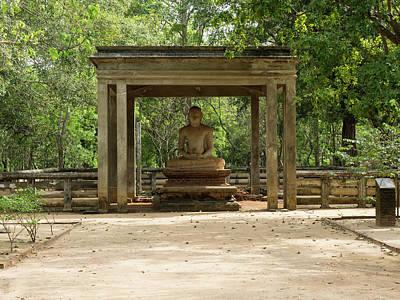 Samadhi Buddha 4th Century Poster