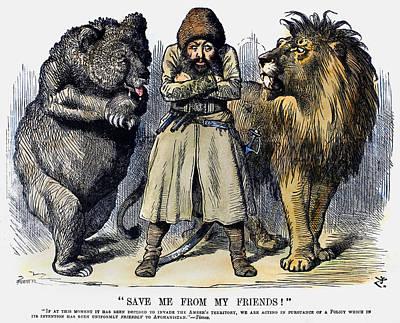 Second Afghan War, 1878 Poster by Granger