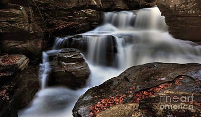 Secret Waterfall Poster