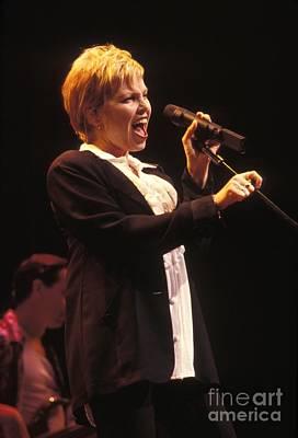 Singer Pat Benatar Poster by Concert Photos