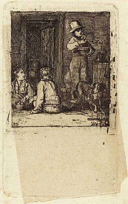 Sir David Wilkie Scottish, 1785 - 1841 Poster