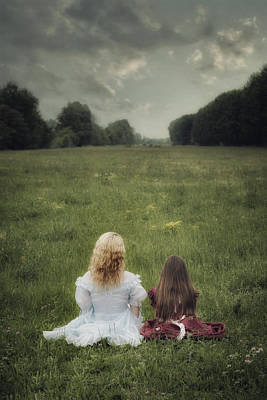 Sisters Poster by Joana Kruse