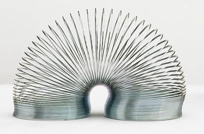 Slinky Spring Poster by Dorling Kindersley/uig