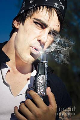 Smoking Gun Poster