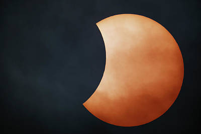 Solar Eclipse  South Shields, Tyne Poster
