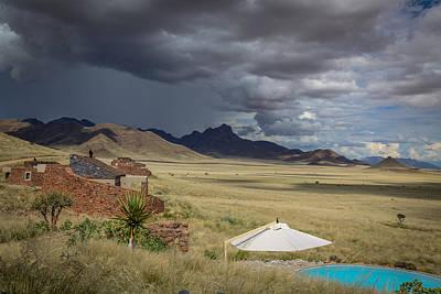 Sossusvlei Desert Lodge Poster