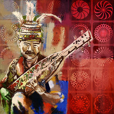 South Asian Art Poster by Corporate Art Task Force