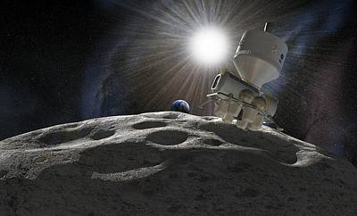 Space Exploration, Artwork Poster by Science Photo Library