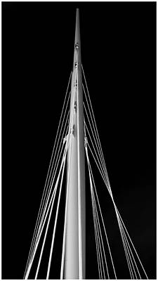 Spire Poster