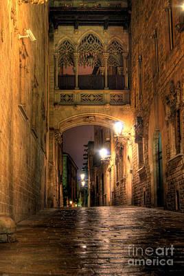 Spirit Of Gaudi Poster