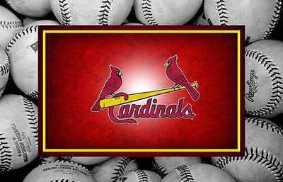 St Louis Cardinals Poster