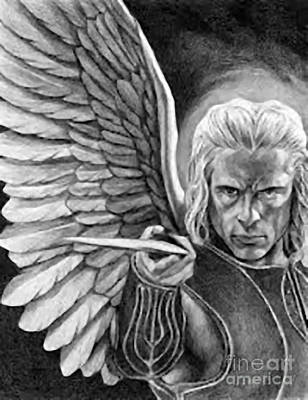 St. Michael Archangel Poster by Archangelus Gallery