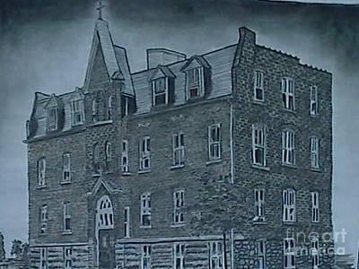 St. Vincent's Memorial Hospital Poster