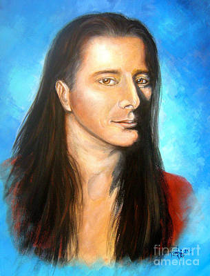 Steve Perry Poster