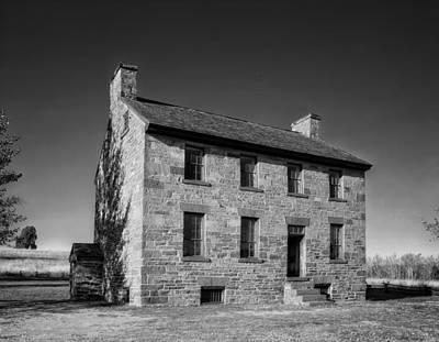 Stone House Tavern - Manassas Virginia Poster