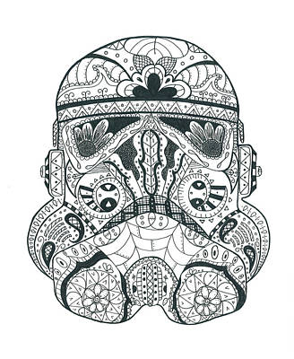 Stormtrooper #1 Poster