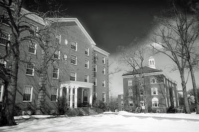 Suffield Academy - Connecticut Poster