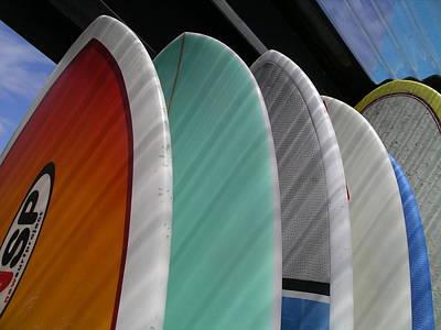 Surf Break Poster