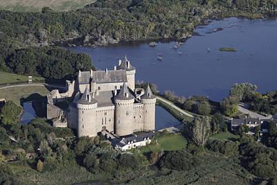 Suscinio Castle, Sarzeau Poster by Laurent Salomon