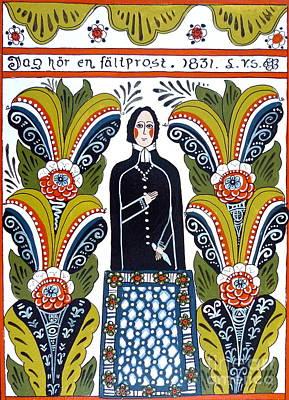 Swedish Preacher Poster