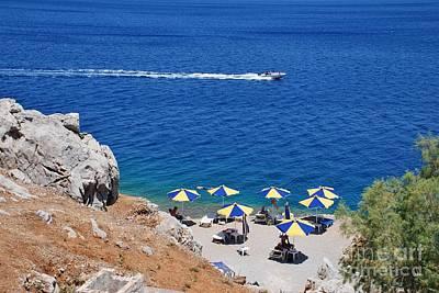 Symi Island Greece Poster