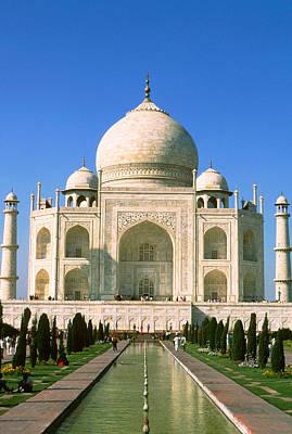 Taj Mahal Poster by Unknown