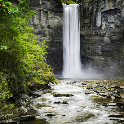 Taughannock Falls State Park Poster by Christina Rollo