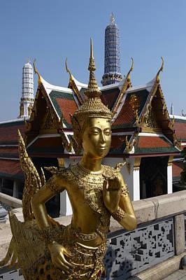 Thailand, Bangkok, Royal Grand Palace Poster by Tips Images
