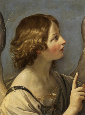 The Angel Of The Annunciation Poster