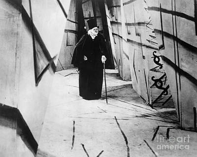 The Cabinet Of Dr.caligari Poster by Granger