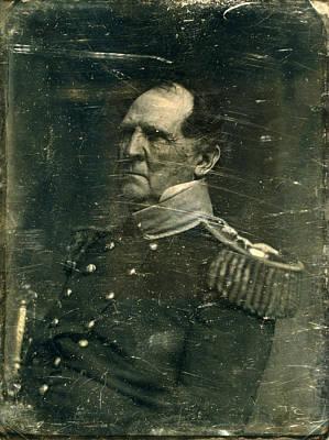 The Civil War. General Winfield Scott Poster by Everett