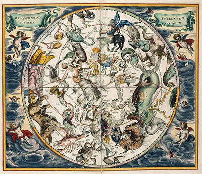 The Constellations Poster by British Library