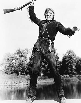 The Kentuckian, Burt Lancaster, 1955 Poster by Everett