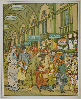 The Lowther Arcade Poster by British Library