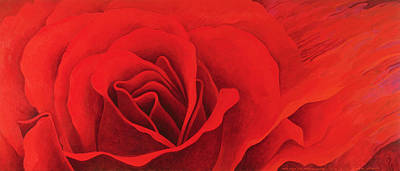 The Rose, In The Festival Of Light Poster