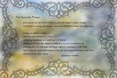 The Serenity Prayer 2 Poster