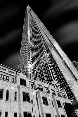 The Shard Poster by Ian Hufton