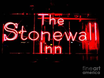 The Stonewall Inn Poster