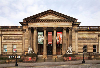 The Walker Art Gallery, Liverpool Poster by Panoramic Images