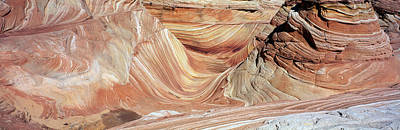 The Wave, Navajo Sandstone Formation Poster by Panoramic Images